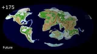 Future Plate Motions & Pangea Proxima - Scotese Animation thumbnail
