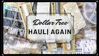 MEGA DOLLAR TREE HAUL | I FOUND THE NEW STUFF!! | GIVEAWAY | GRAB A SNACK