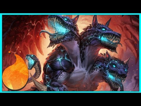 SMITE NEW GOD: Cerberus - Warden of the Underworld