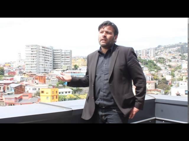 Daniel Morales: Arquitectura en Sinergia Social