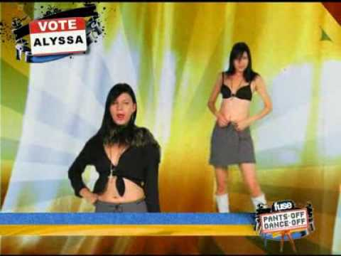 Alyssa Pants Of Dance Off Dancing Viva Tv Youtube
