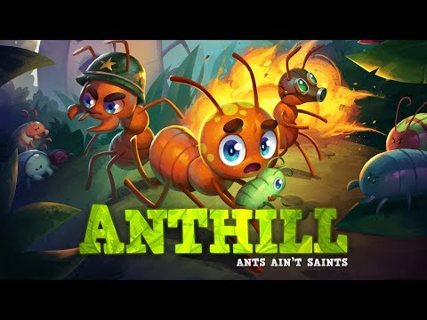 Anthill – Official Nintendo Switch Trailer – Out Now!