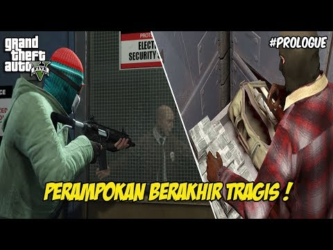 MISI PERTAMA GTA 5 (PROLOGUE) | PC HD 720p 60FPS