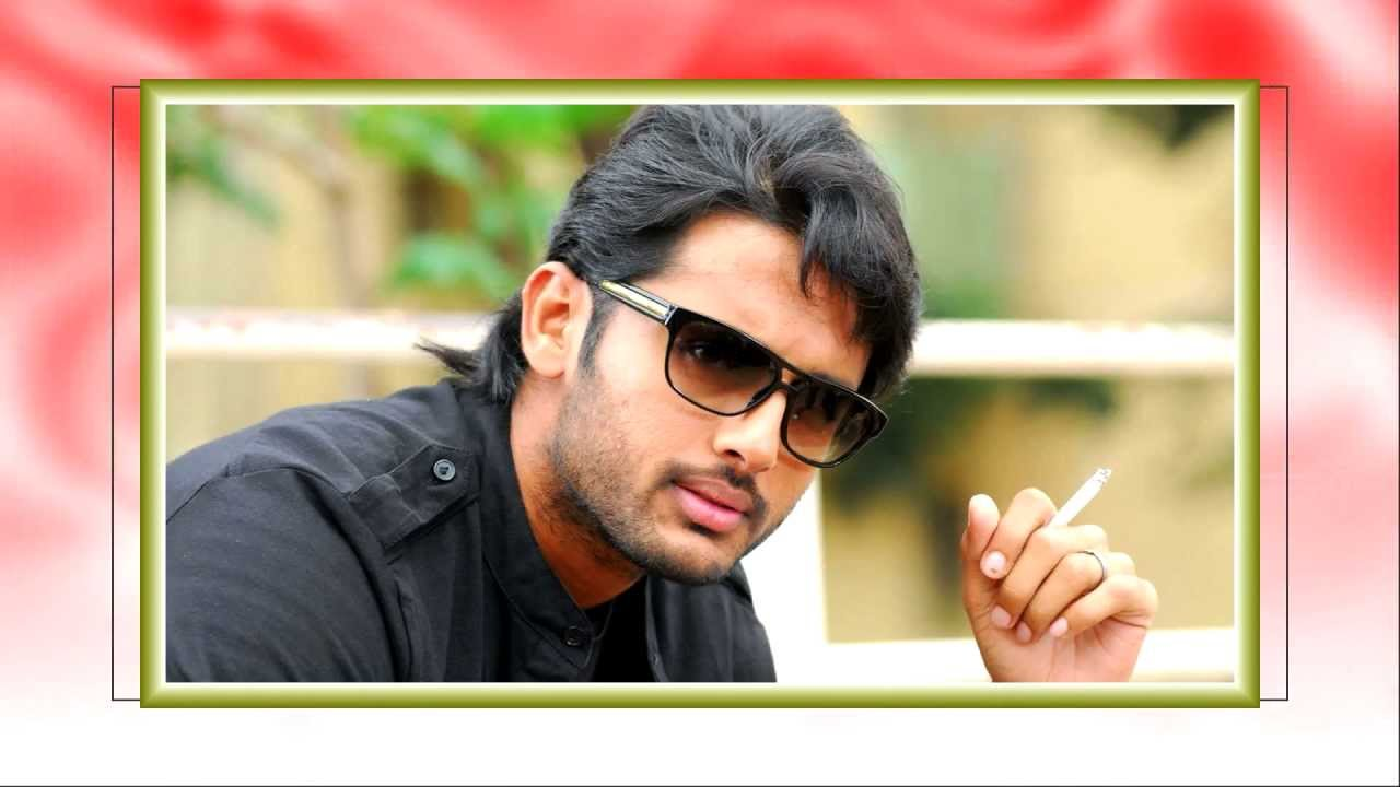 Nithin Becomes The Role Model For Telugu Heroes Hd Youtube