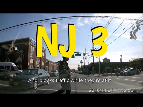 Bad Drivers of Northern New Jersey - Episode 3