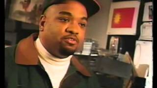 1993 Gangsta Rap Documentary Part Two (2 Pac, Spice 1, Easy E, Onyx, & others)