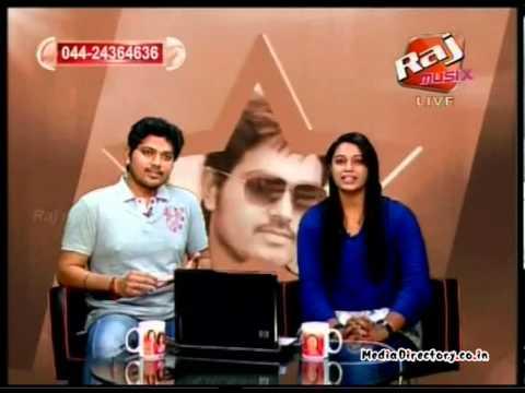 Raj Musix | VJ Sumaiya | Interviewing Actor Sakthi