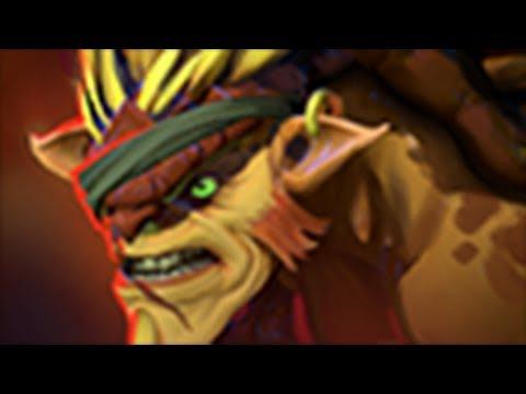 Dota 2 update adds the congested hero Rigwarl the Bristleback to the battlefield