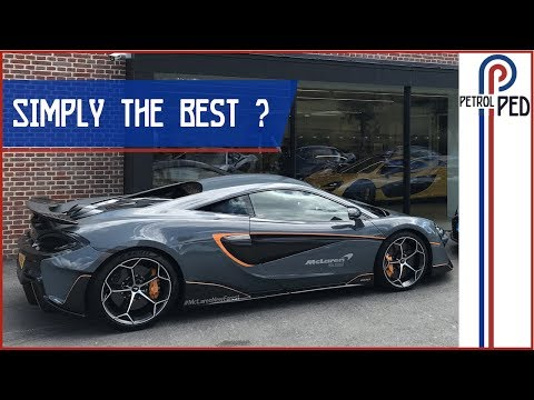 McLaren 600LT - The Supercar I would buy !  *One Take Review*