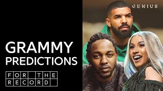 Drake vs. Kendrick vs. Cardi B: Who Will Win Big At The Grammys?