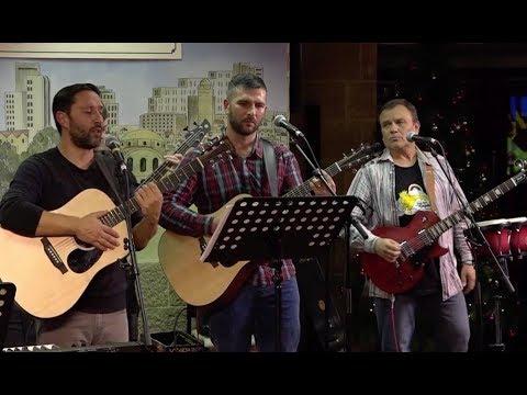 Living Israel. Jerusalem worship night.  December 30, 2017