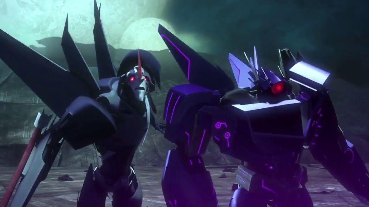 Transformers Prime Predacon Rising Part 10 In Hindi In HD @Transformers Facts