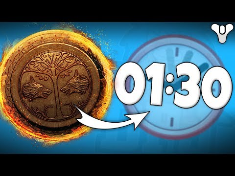 Destiny 2 - Iron Banner In 90 Seconds
