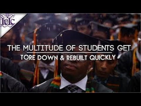 The Multitude Of Students Get Torn Down And Rebuilt Quickly!!! - IUIC
