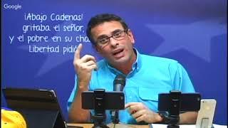 Capriles: mientras esté Ramos Allup no formaré parte de la MUD