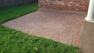 Gambar cover Paver Patio Install How To Tips