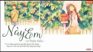 Video Này Em - Lê Thiện Hiếu「Lyrics」 download MP3, 3GP, MP4, WEBM, AVI, FLV Oktober 2018