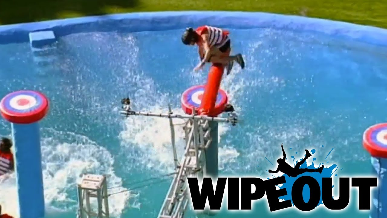 The Sweeper's Greatest Hits | Wipeout - YouTube  Wipeout