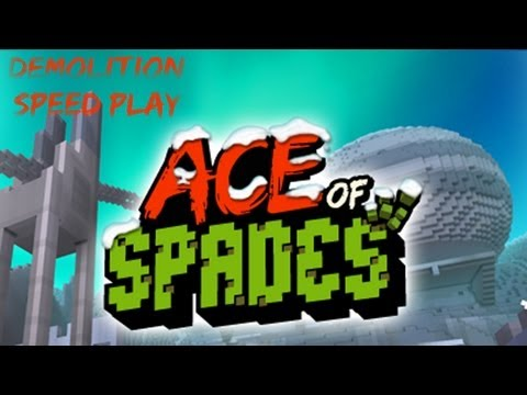 Ace of spades -Demolition speed play