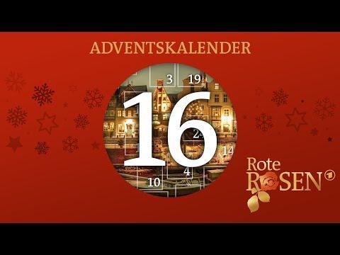 Adventskalender Türchen Nummer 16 | Rote Rosen