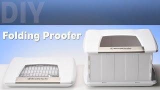 DIY Folding Proofer and Yogurt Maker