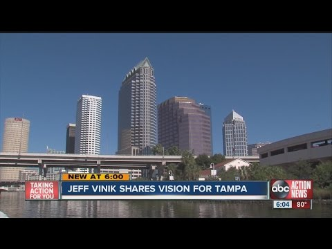 Jeff Vinik shares vision for Tampa