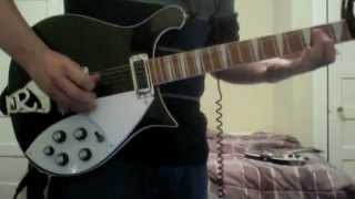 The Smiths - Girl Afraid (guitar + bass cover)