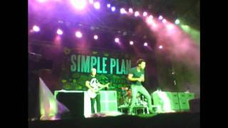 Simple Plan - Addicted - I-Day Festival 2011 - 5/16