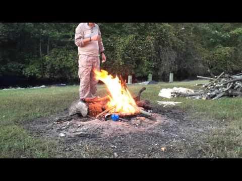 October Kayak Camping Trip