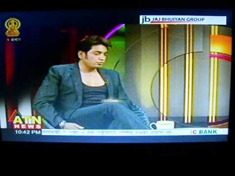 M A Jalil Ananta defends on Tom Cruise issue (courtesy ATN NEWS)