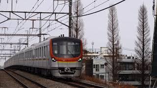 2020.01.11 東京地下鉄17000系 17101F 東横線試運転