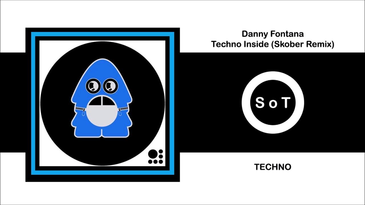 Download Danny Fontana - Techno Inside (Skober Remix) [Techno] [Syncopate]