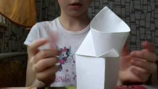 Оригами баскетбол