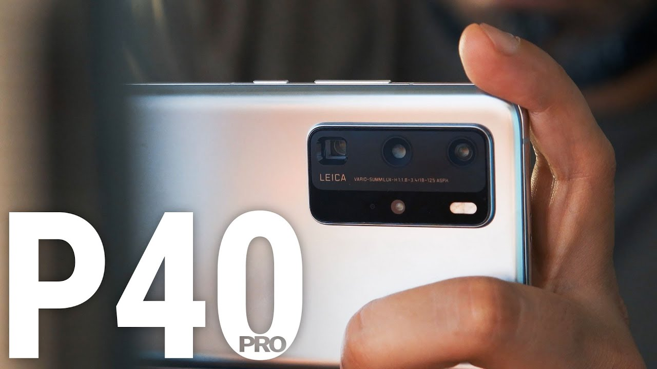 TEST du HUAWEI P40 PRO, Huawei a-t-il encore besoin de Google ?