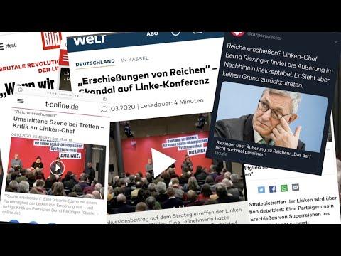 Rote Berlin-Regierung verharmlost linke Mordlust