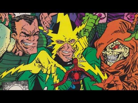 Top 10 Sinister Six Members in Marvel Comics