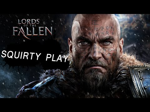LORDS OF THE FALLEN - Spam Dem Cleric Spells!