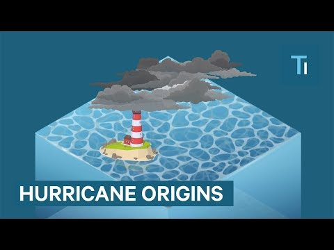 Most hurricanes that hit the US come from the same exact spot in the world