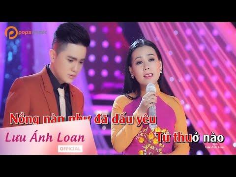 (Karaoke) Như Đã Dấu Yêu - Lưu Ánh Loan ft Khưu Huy Vũ