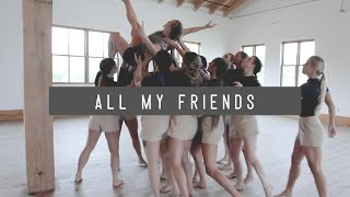All My Friends- Dermot Kennedy- Jessie James Choreography
