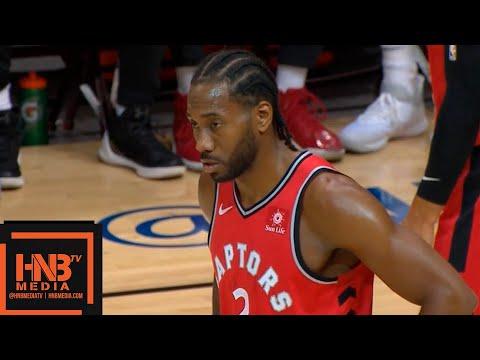 Toronto Raptors vs Portland Trail Blazers 1st Half Highlights | 29.09.2018, NBA Preseason
