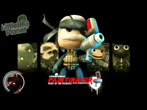 LittleBigPlanet Soundtrack (MGS DLC) - Encounter (LBP remix)