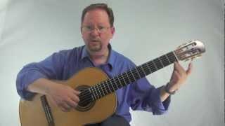 Beginner Warm-up (1) The Pepe Romero Method