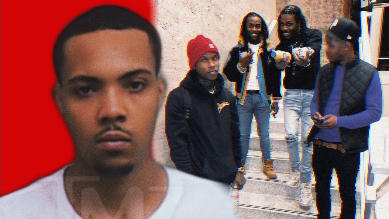 Chicago Rapper G Herbo, 5 Others Charged With Using Stolen ...