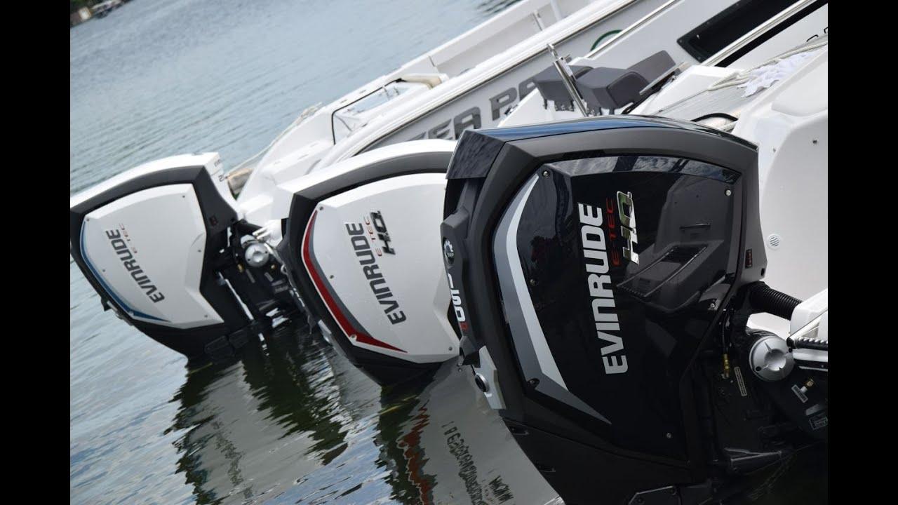 Evinride E Tec G2 - 150 to 200 HP - First Impressions