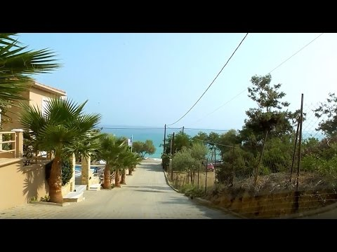 Drive: BUCURESTI - Makaza - Keramoti - Thassos - LIMENARIA in 8 Hours Full Video