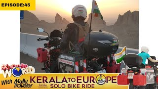 Final vlog in UAE,  amazing  JEBEL HAFEET al ain.