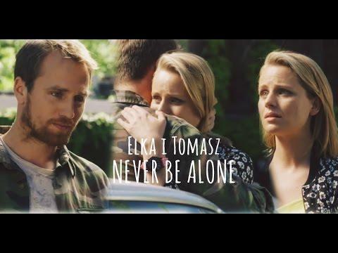 Elka i Tomasz - Never Be Alone | Singielka
