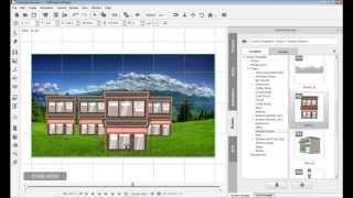 CrazyTalk Animator 2 Tutorial - Intro to Stage & SFX