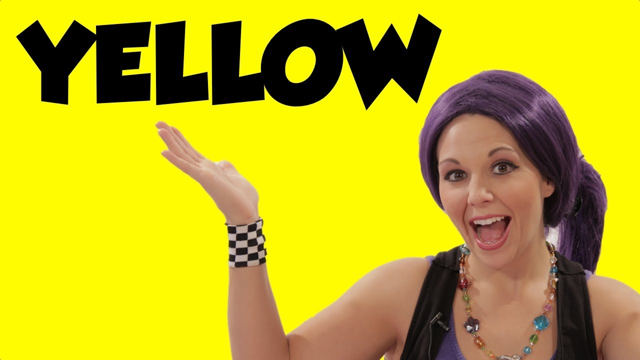 color yellow youtube